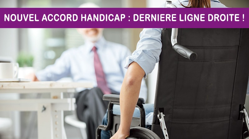 Nouvel accord handicap !