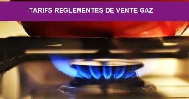 Danger grave et imminent pour les tarifs réglementés de vente gaz