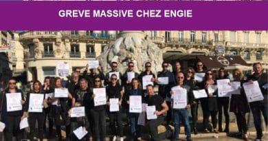 Plus de 72 % de grévistes : une mobilisation sans précédent