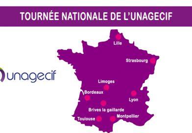et commencera par Bordeaux le 8 et 9 février 2018 !