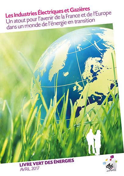 Livre Vert des Energies de la CFE Energies