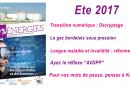 100 % Énergies n° 897 – Ete 2017