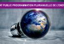 Débat public sur la Programmation Pluriannuelle de l'Energie (PPE)