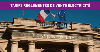 La CFE Énergies salue la décision du Conseil d'État qui défend l'esprit de service public !