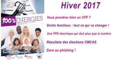 100 % Énergies n° 899 – Hiver 2017