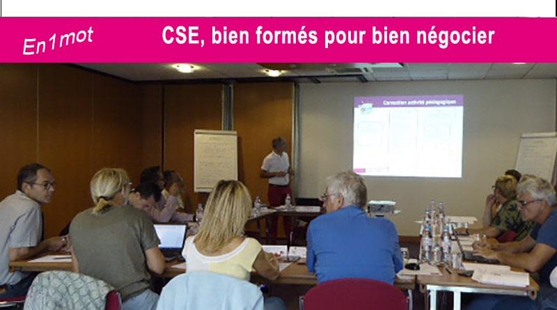 La CFE Énergies forme ses négociateurs