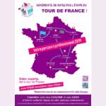 Tour de France du Parcours Professionnel 2019