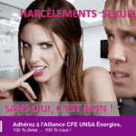 Harcèlements Sexuels : Sans OUI, c'est NON !
