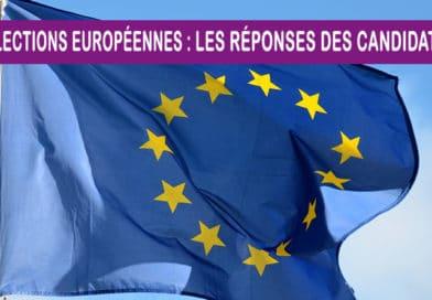 La CFE Énergies publie les réponses des candidats aux Élections Européennes