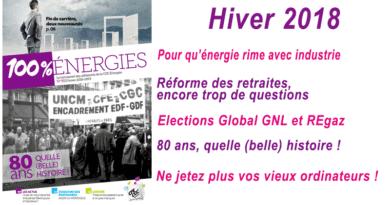 100 % Énergies n° 903 – Hiver 2018