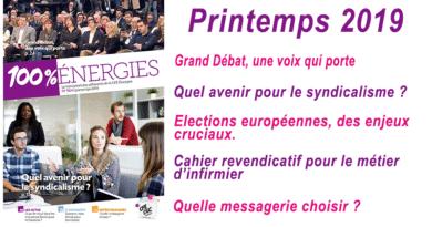 100 % Énergies n° 904 – Printemps 2019