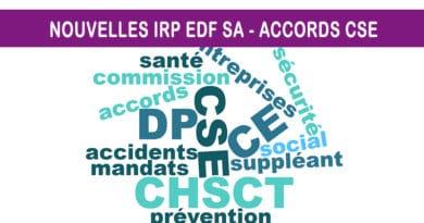L'Alliance CFE UNSA Énergies co-construit  le futur dialogue social à EDF