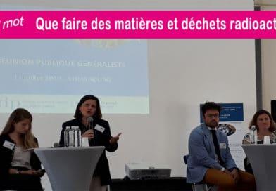 Grand Débat à Strasbourg le 11 juillet 2019
