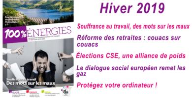 100 % Énergies n° 907 – Hiver 2019