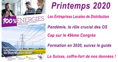 100 % Énergies n° 908 – Printemps 2020