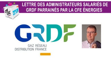 La lettre n° 28 des administrateurs salariés GRDF (octobre 2020)