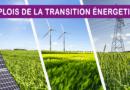 Les emplois de la transition énergétique en réalité