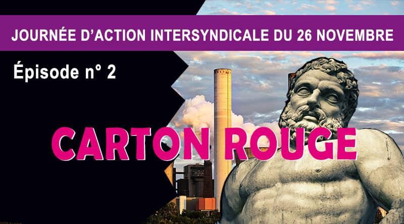Hercule : chronique d'un désastre inéluctable ! SAISON 2020 – Épisode n° 2