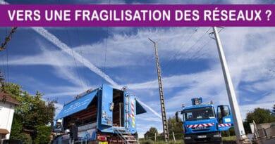 Réseaux d'électricité :  France versus États-Unis