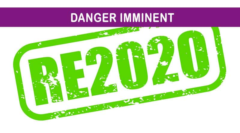 RE 2020 : danger pour la filière Gaz