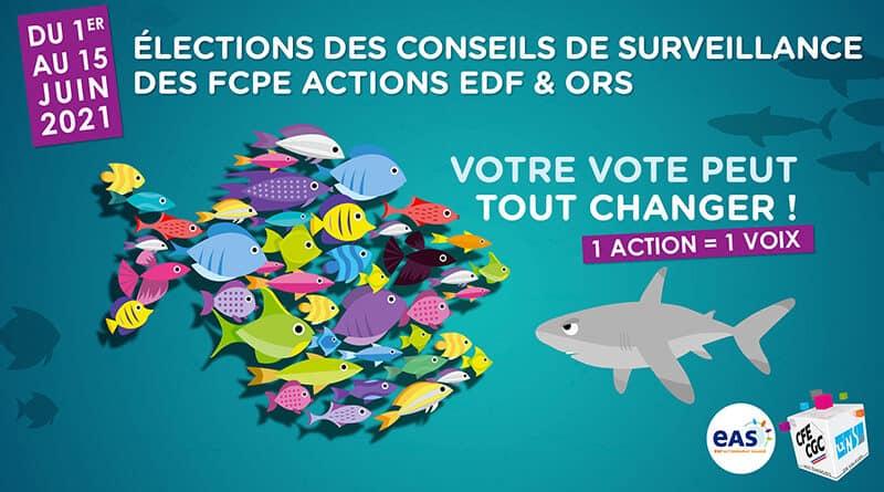 ENGAGÉS – 2ème bonne raison de voter pour l'Alliance CFE UNSA Énergies et l'association EAS
