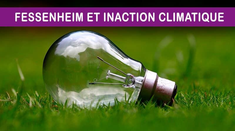 Fessenheim et inaction climatique